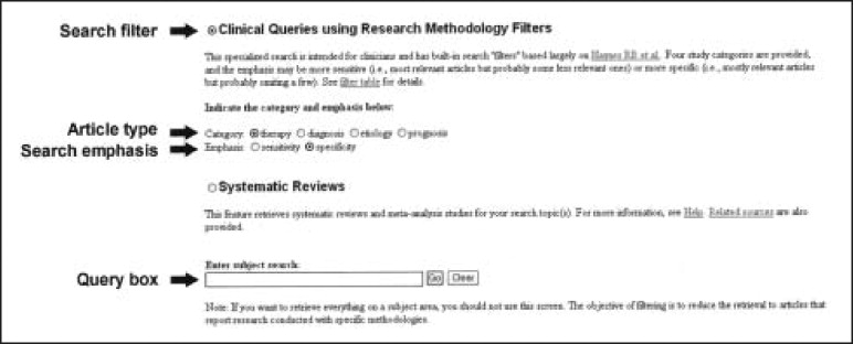 how to search pubmed by author